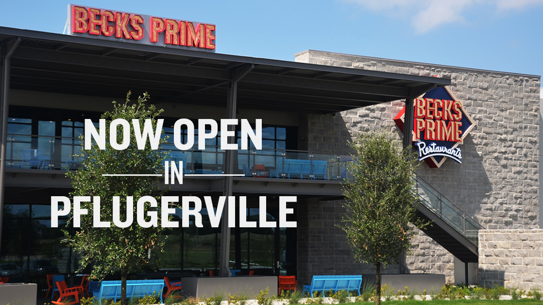 Pflugerville Now Open
