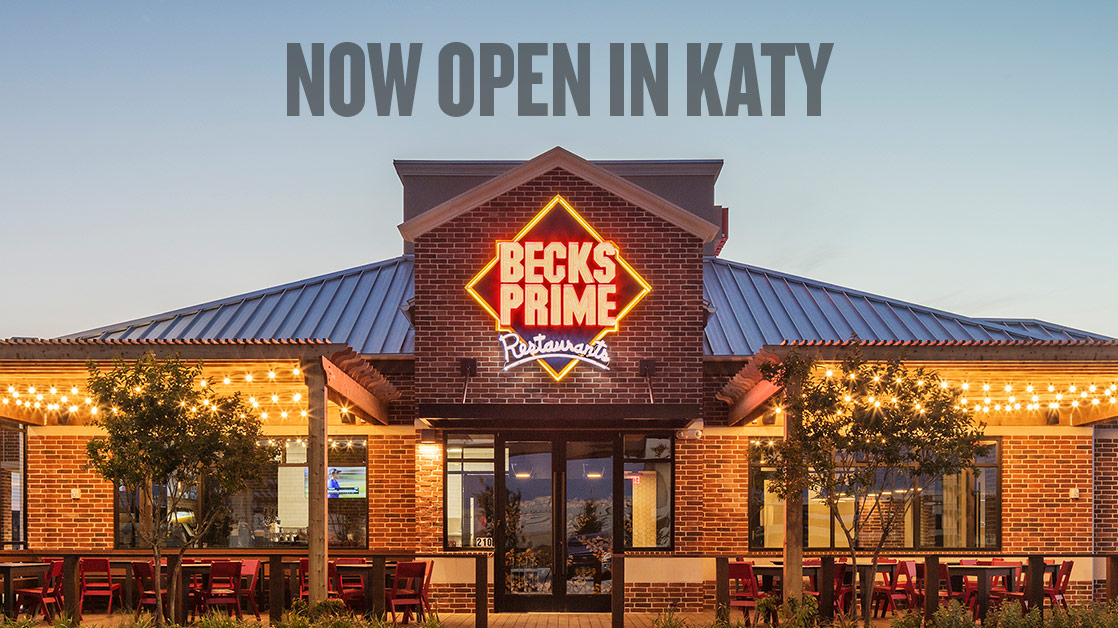 Now Open in Katy